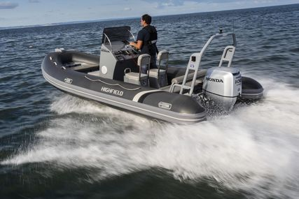 Highfield Aluminium RIB Ocean Master 540 DL for sale in United Kingdom for £23,995