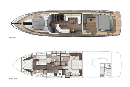 Sunseeker 68 Sport Yacht for sale in Cyprus for £1,395,000