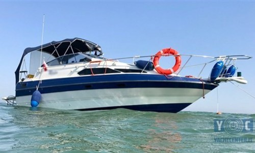 Image of Bayliner Ciera 2455 Sunbridge for sale in Italy for €11,200 (£10,024) Friuli-Venezia Giulia, Italy