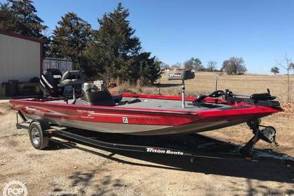 Triton VT19 Tournament Sport for sale in United States of America for $16,000 (£11,422)