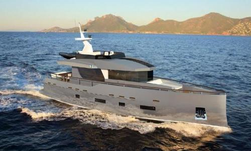 Image of Bering 70 for sale in Turkey for €1,900,000 (£1,706,071) Antalya, Turkey