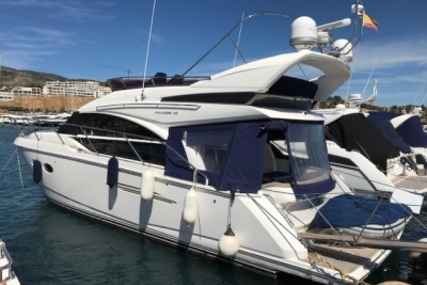 Princess Princess 43 for sale in Spain for €549,000 (£482,434)