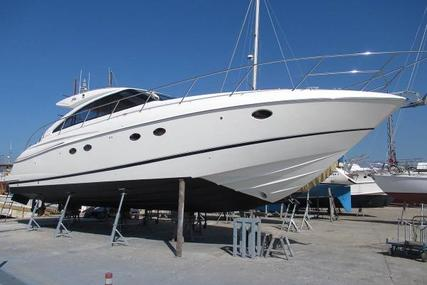 Princess V53 for sale in Greece for €275,000 (£248,119)