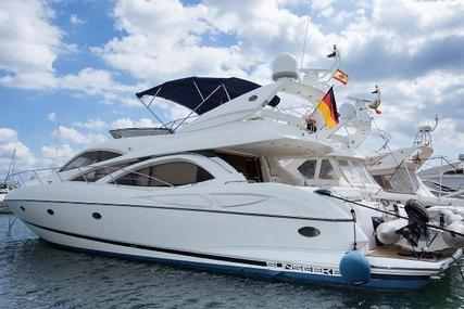 Sunseeker Manhattan 64 for sale in Spain for €449,000 (£403,378)