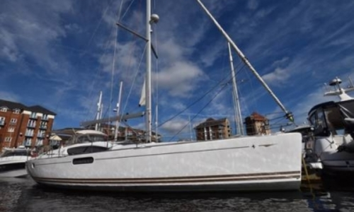 Image of Jeanneau Sun Odyssey 50 DS for sale in United Kingdom for £225,000 SWANSEA, United Kingdom