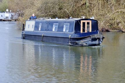 Narrowboat Sandpiper 56 cruiser stern for sale in United Kingdom for £49,950