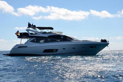 Sunseeker Manhattan 73 for sale in Spain for €1,750,000 (£1,562,974)