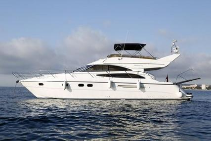 Princess 50 for sale in Spain for €230,000 (£196,744)