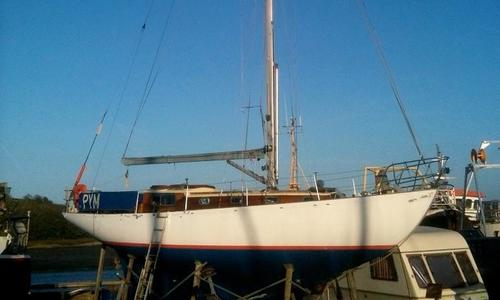 Image of Robert Clark Bermudan sloop for sale in United Kingdom for £12,000 Milford Haven, Pembrokeshire, , United Kingdom