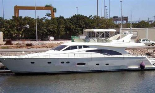 Image of Ferretti 680 for sale in Spain for €550,000 (£483,933) Spain
