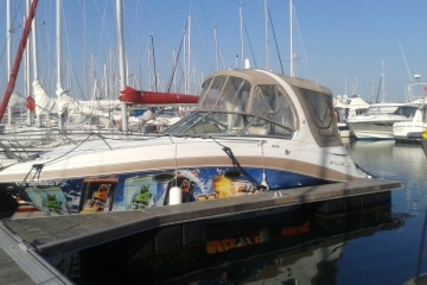 Four Winns Vista 278 for sale in France for €44,900 (£39,348)