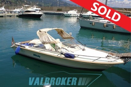 Windy 7500 for sale in Italy for €21,500 (£18,861)