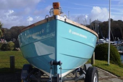 Cornish Crabber 17 SHRIMPER for sale in United Kingdom for £15,250