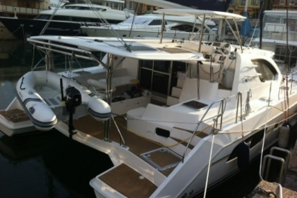 Robertson and Caine Leopard 44 for sale in Greece for €350,000 (£306,789)