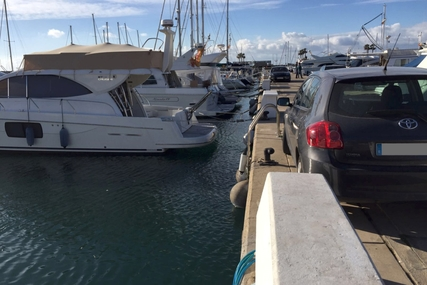 Berth 15m berth for sale in Spain for €150,000 (£131,646)