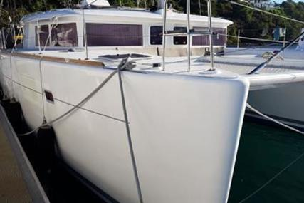 Lagoon 450F for sale in Philippines for $600,000 (£428,434)