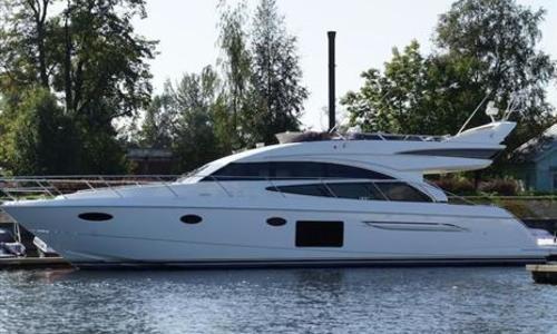 Image of Princess 60 for sale in Estonia for €755,000 (£646,083) Estonia