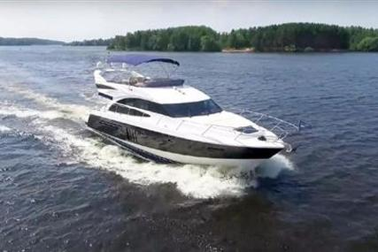 Princess 60 for sale in Finland for €950,000 (£853,472)