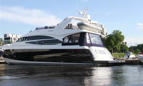 Image of Princess 72 for sale in Russia for €2,080,000 (£1,836,207) Russia