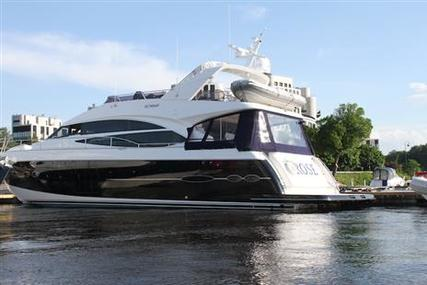 Princess 72 for sale in Russia for €2,080,000 (£1,879,920)