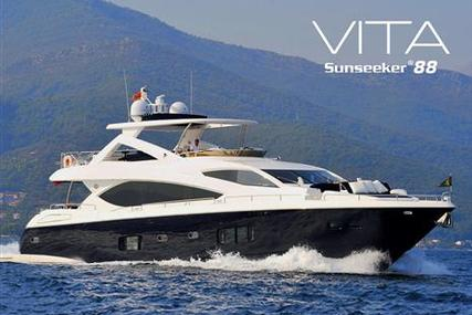 Sunseeker 88 Yacht for sale in Italy for €2,500,000 (£2,196,875)