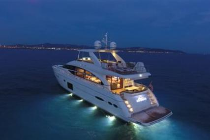 Princess 82 for sale in Italy for €2,800,000 (£2,479,588)