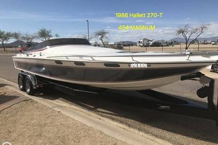 Hallett 270-T (7.9EXP) for sale in United States of America for $29,000 (£22,327)