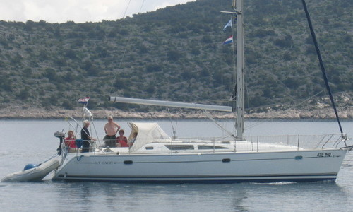 Image of Jeanneau Sun Odyssey 40 for sale in Netherlands for €69,000 (£61,873) Heeg (, Netherlands