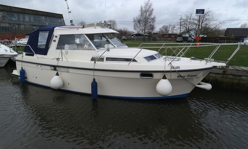 Image of Nimbus 3000 for sale in United Kingdom for £33,950 Norfolk Yacht Agency, United Kingdom