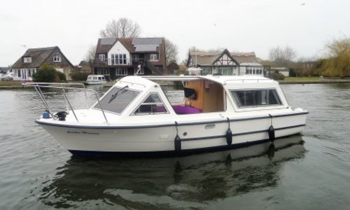 Image of Sheerline 740 for sale in United Kingdom for £52,950 Norfolk Yacht Agency, United Kingdom