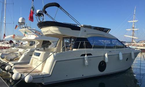 Image of MONTE CARLO YACHTS MC4 for sale in Italy for €435,000 (£387,045) Italy