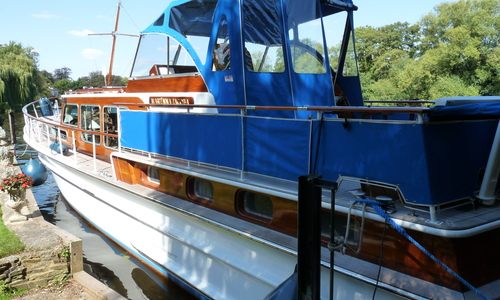 Image of Marienna Jacobson Super Van Craft for sale in United Kingdom for £159,950 Henley on Thames, United Kingdom