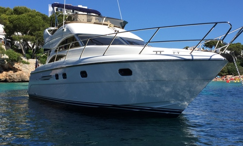 Image of Princess 45 for sale in Spain for 169.950 £ Boats.co.uk, Cala d'or, Spain