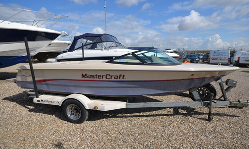 Image of Mastercraft Prostar 190 Sammy Duvall (Signature Series) for sale in United Kingdom for £14,950 Boats.co. HQ, Essex Marina, United Kingdom
