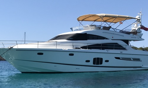 Image of Fairline Squadron 55 for sale in Spain for £699,950 Boats.co.uk Denia, Spain