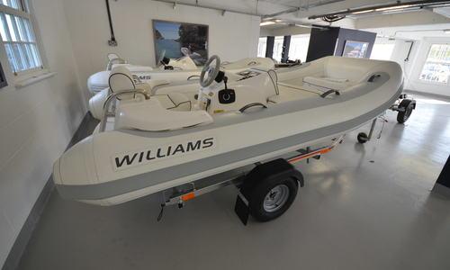 Image of Williams TurboJet 325 for sale in United Kingdom for £10,950 Essex Marina, United Kingdom
