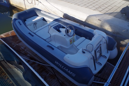 Williams TurboJet 325 for sale in Spain for £16,950