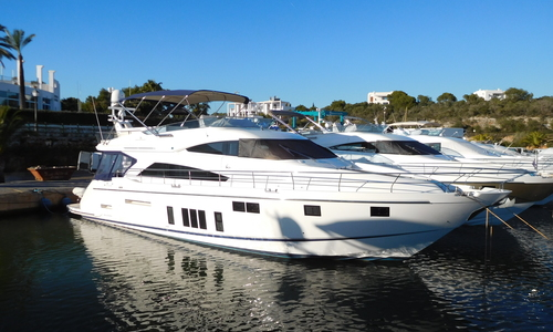 Image of Fairline Squadron 65 for sale in Spain for £1,099,950 Mallorca, Spain