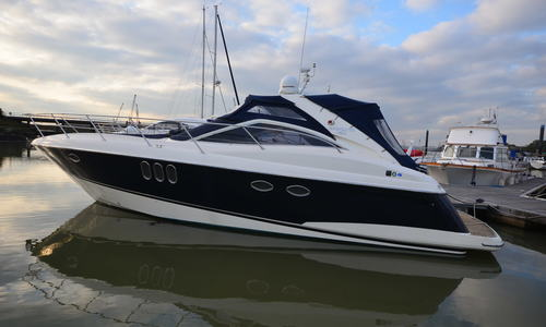 Image of Absolute 41 for sale in United Kingdom for £174,950 Boats.co. HQ, Essex Marina, United Kingdom