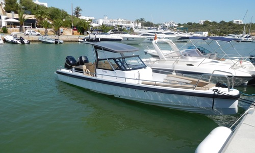 Image of Axopar 28 T Top for sale in Spain for €99,950 (£89,265) Cala d, Spain