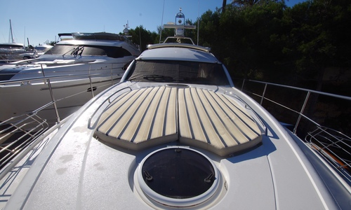 Image of Fairline Targa 47 Gran Turismo for sale in Spain for £279,950 Boats.co.uk, Cala d'or, Spain