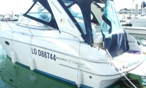 Image of Bavaria Yachts 27 Sport for sale in France for €37,000 (£33,476) MORBIHAN, France