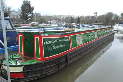 Narrowboat 65' Semi - Traditional Stern for sale in United Kingdom for £39,500