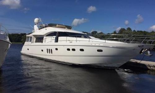 Image of Princess 23 for sale in Finland for €1,000,000 (£872,539) Finland