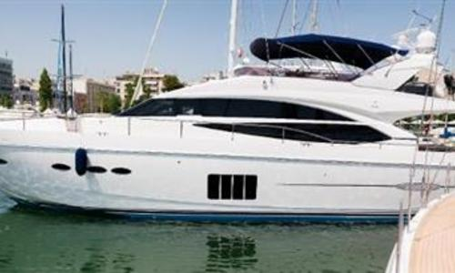 Image of Princess 72 for sale in Greece for €1,499,000 (£1,284,820) Greece
