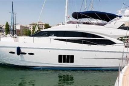 Princess 72 for sale in Greece for €1,499,000 (£1,368,850)