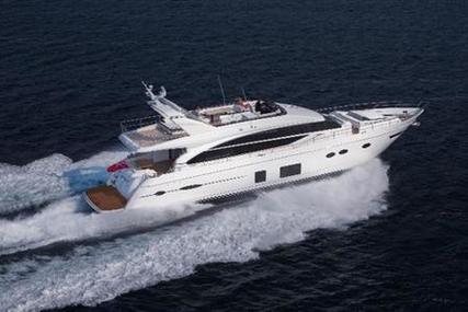 Princess 82 for sale in Italy for €2,990,000 (£2,702,385)