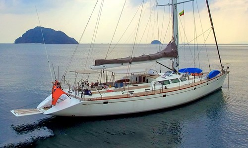 Image of Farr Maxi 78 for sale in Myanmar for $500,000 (£385,158) Myanmar