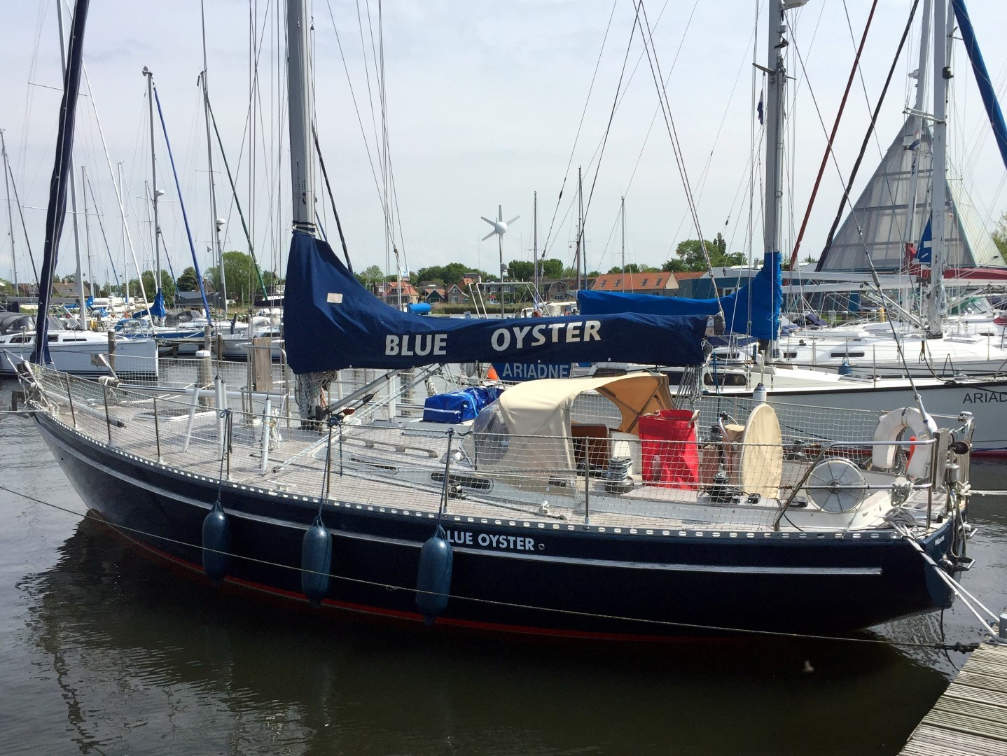 Breehorn 37 for sale in Netherlands for 72 000 €