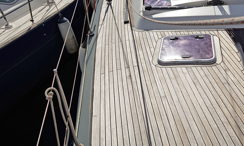 Image of Hanse 470 E for sale in Spain for €162,000 (£142,006) GUADALUPE (FR), Spain